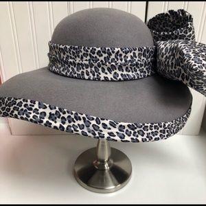 VTG Church Hat - Hats by Sylvia